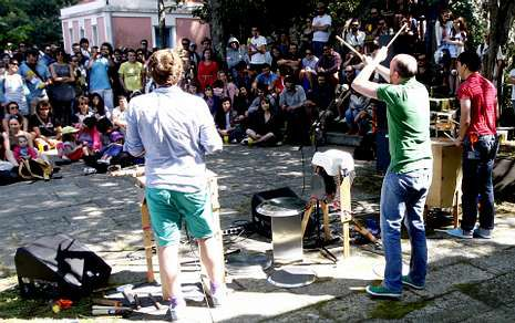 El proyecto gallego Caxade que, debido a un error, en la edición de ayer confundíamos con otra persona.