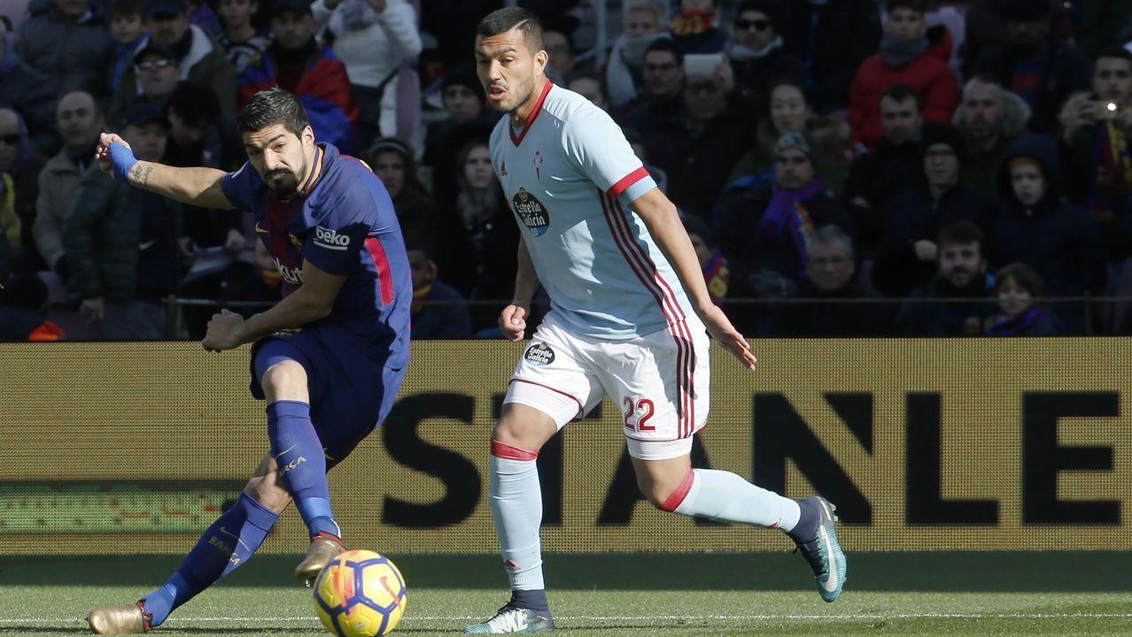 Celta 2 - Barcelona 2 (2 de diciembre)