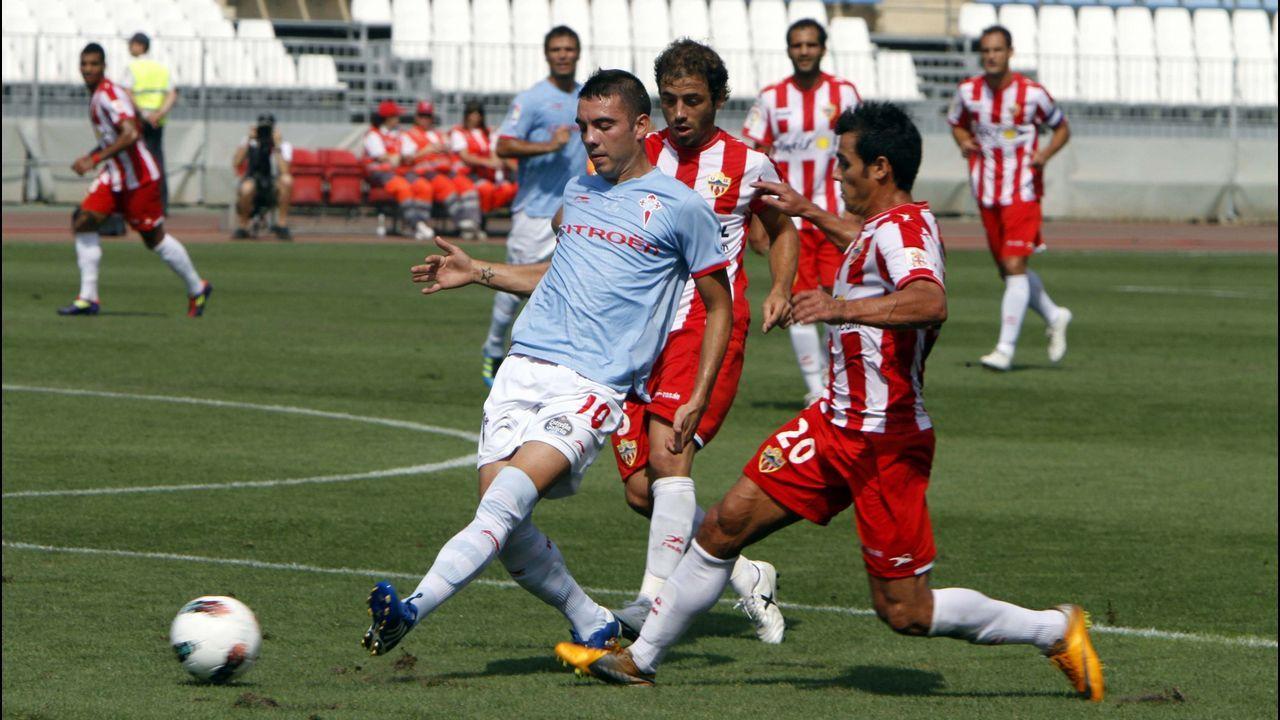 82 - Almería-Celta (1-0) el 18 de septiembre del 2011