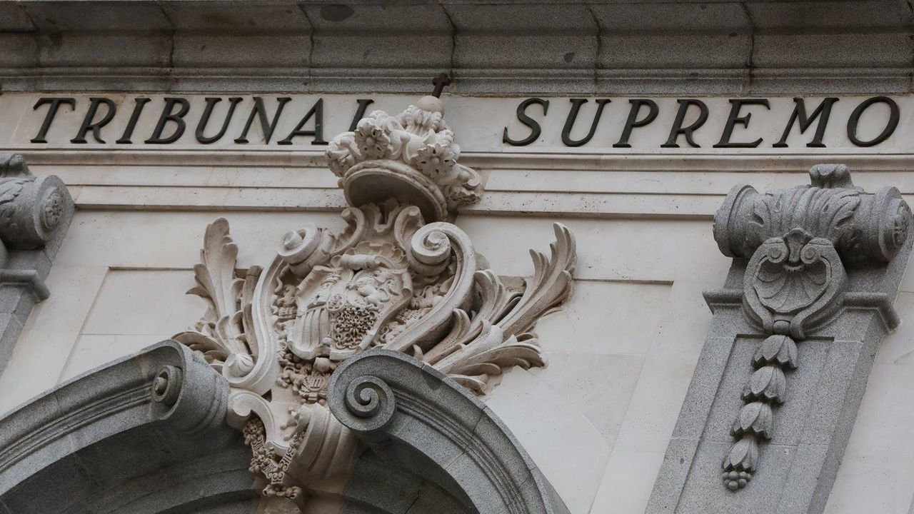 De izquierda a derecha, Cuixart, Junqueras, Romeva y Turull salen de prisión, el pasado 17 de julio