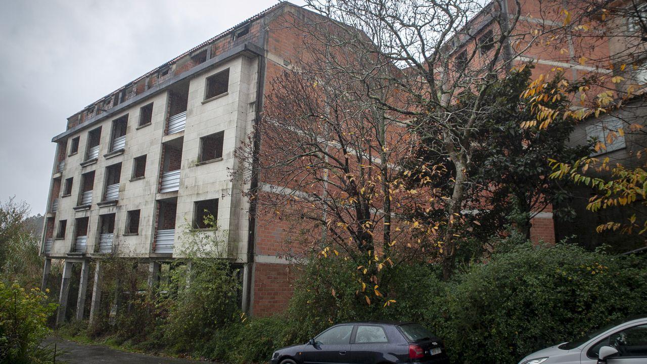 Edificio en venta en Boiro
