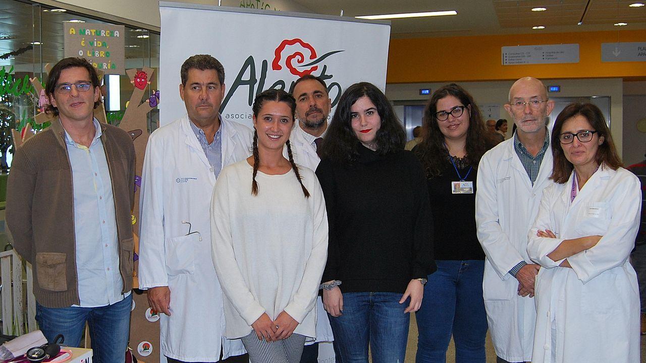 El equipo de neumología del Chuvi, estrena una nueva técnica pionera en Galicia