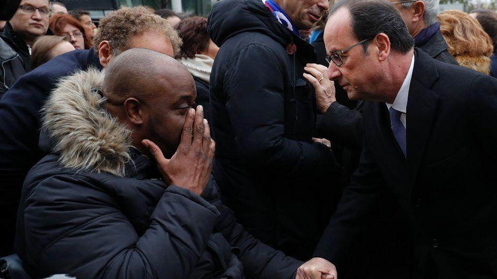 Reapertura de la sala Bataclan en París