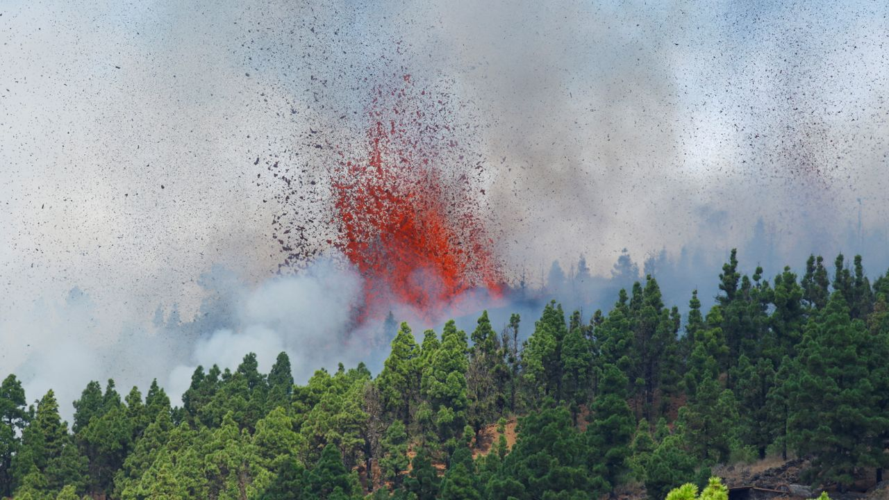 Erupción de La Palma