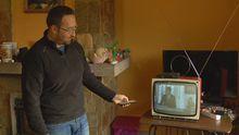 La televisión en blanco y negro sobrevive en Padrón
