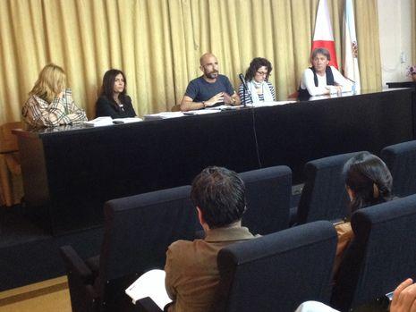 Asamblea de presentación de la agrupación Alternativa de Xustiza,