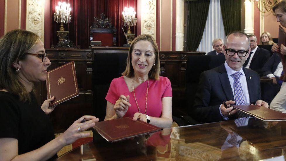 La visita de Michelle Obama a España, en imágenes