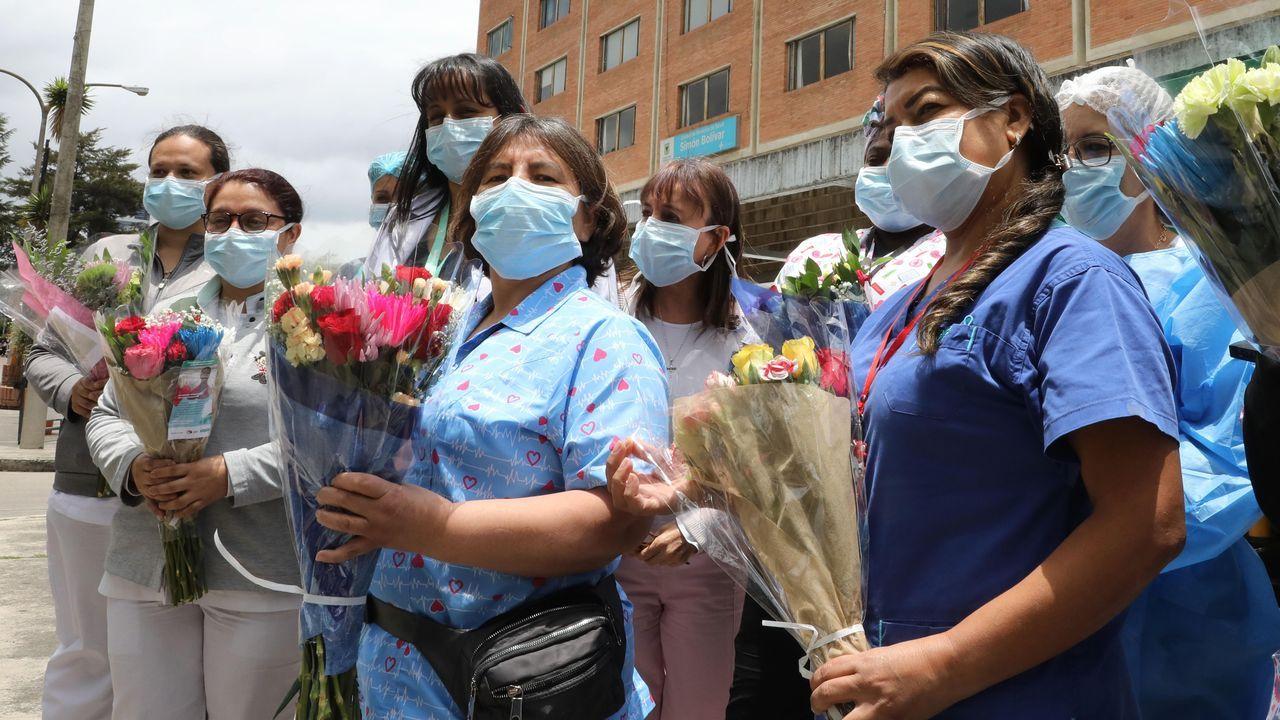Colombia ha registrado menos de 2.000 casos y medio centenar de fallecimientos