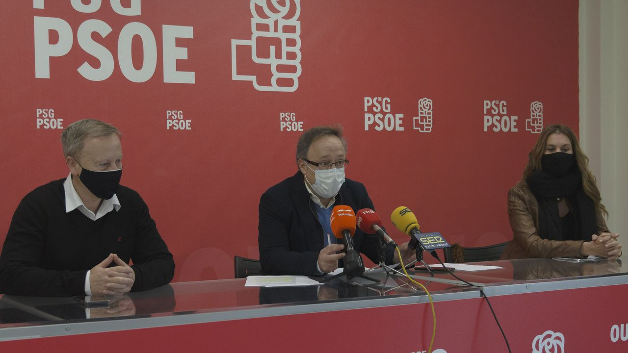 En el hospital comarcal de Valdeorras han fallecido cinco pacientes con coronavirus en esta segunda ola de la pandemia