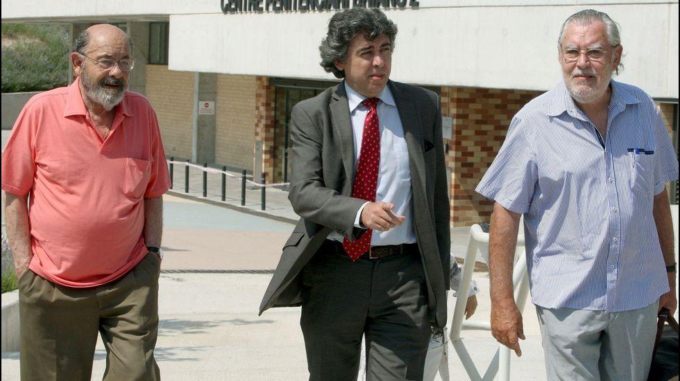 Millet: «Ferrovial hacía donaciones a cambio de obra pública».El líder del PSC, Miquel Iceta