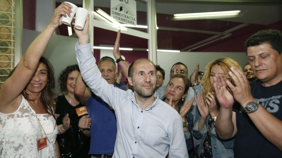 La jornada electoral en Ourense.El programa fue líder de audiencia, con un 19% de «share»