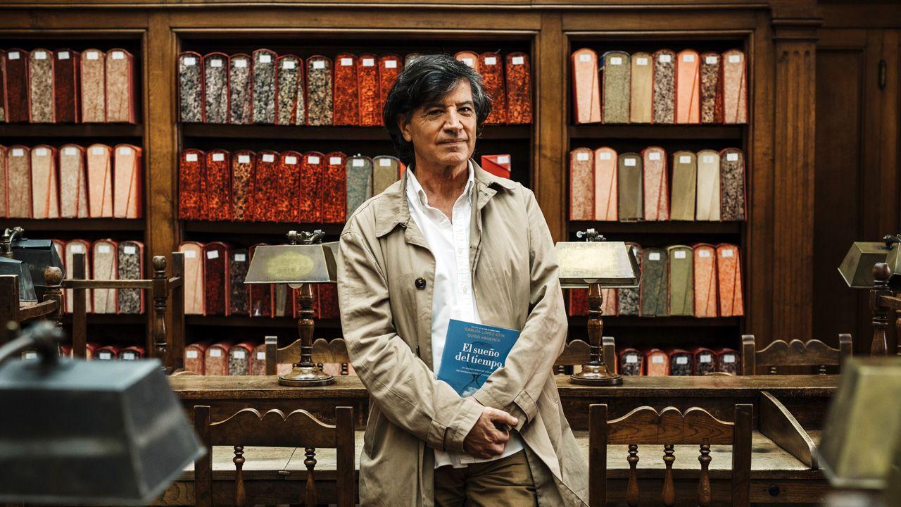 El investigador y profesor de la Universidad de Oviedo Carlos López-Otín