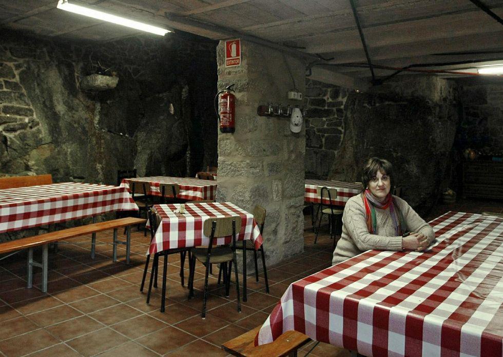 O furancho de Fina, en Tomeza, fue uno de los primeros en legalizarse en Pontevedra.