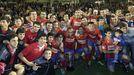Final de la Copa Federación, que el CD Ourense ganó al Guadalajara en el año 2014