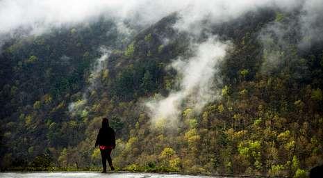 Se cumple el segundo aniversario del fuego que calcinó, según los datos de la Xunta, 750 hectáreas de fragas.