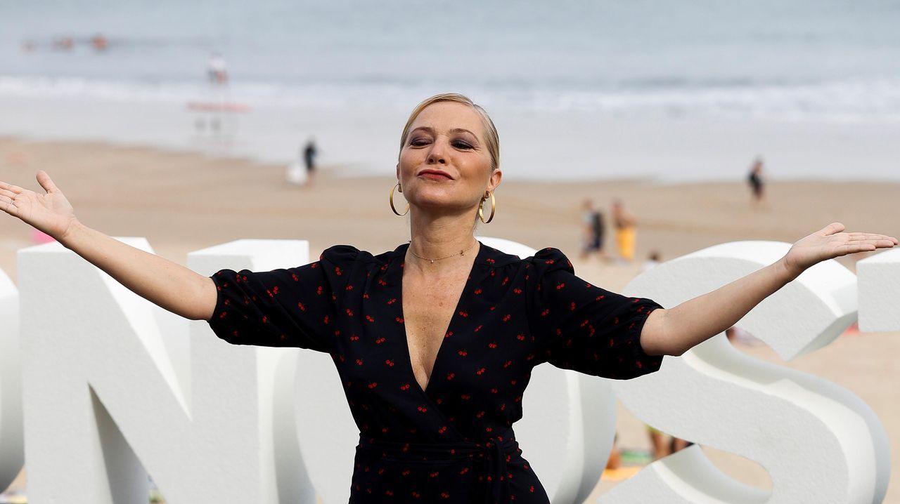 La actriz Pilar Castro