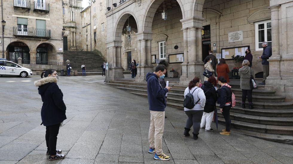 La ciudad de Ourense está en nivel 2 de alerta a siete días