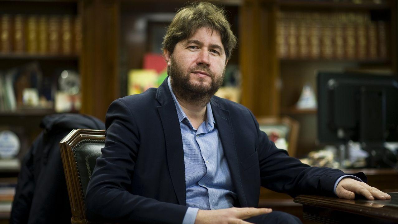 Calvelo es alcalde desde el 2011