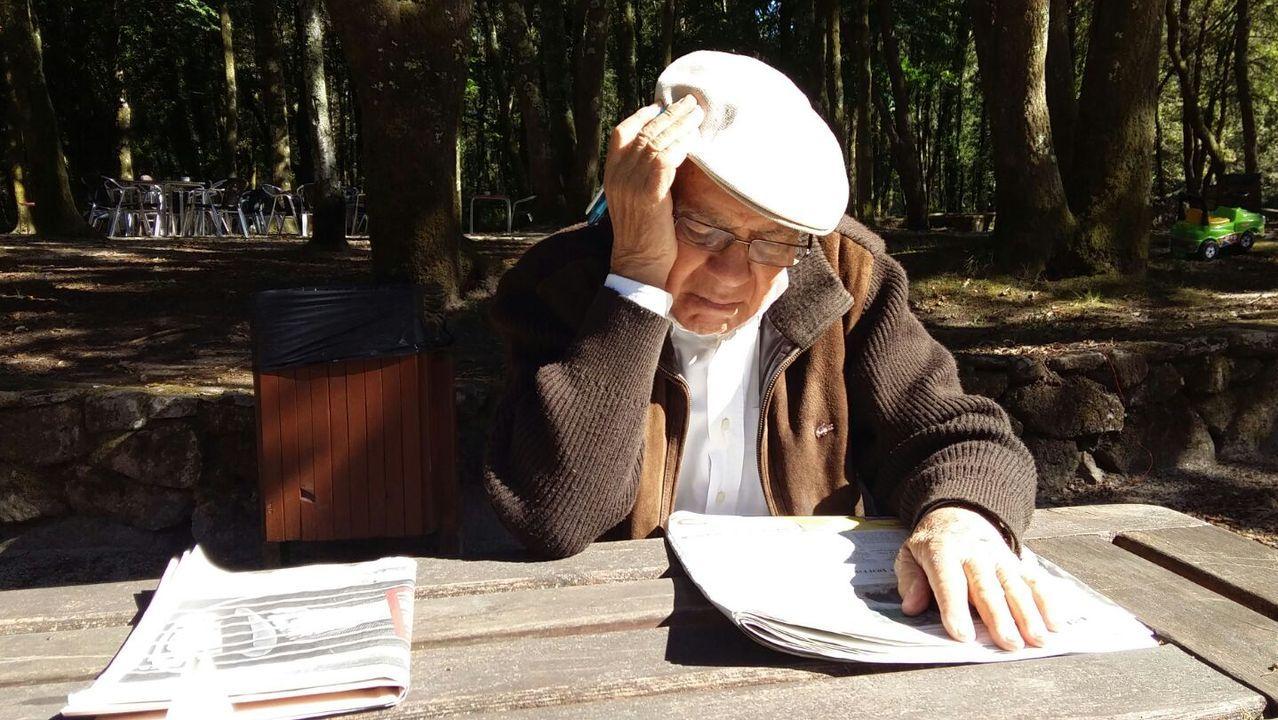 Paco Taracido, arquitecto fallecido hace unos días a los 91 años