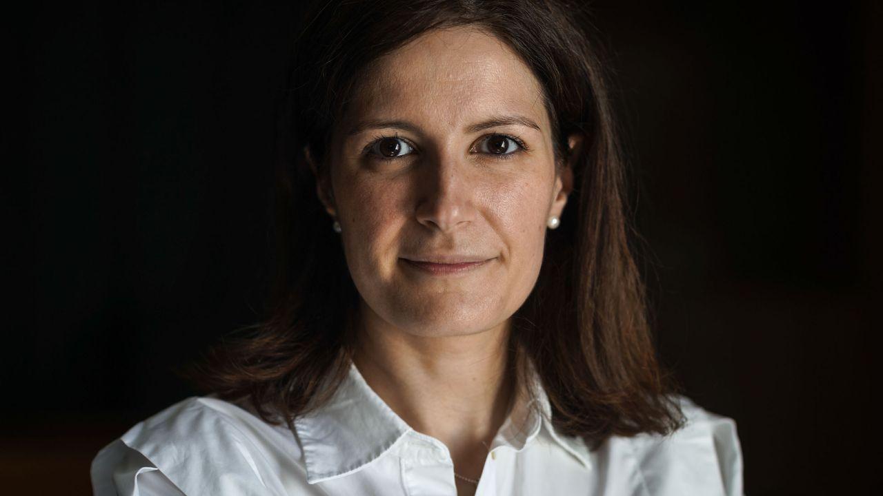 Alexandra Seara, xerente do Consorcio de turismo Ribeira Sacra