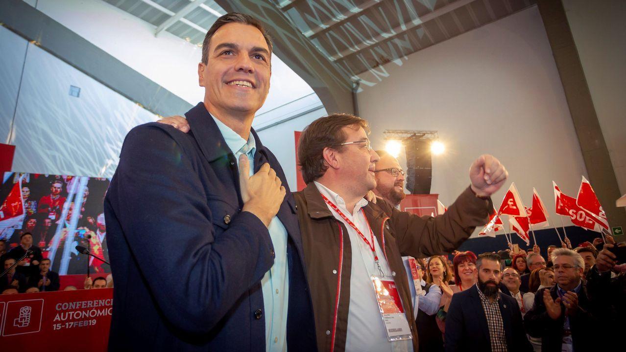 El PP enfrenta la memoria de Fraga frente a Abascal.Manuel Valls