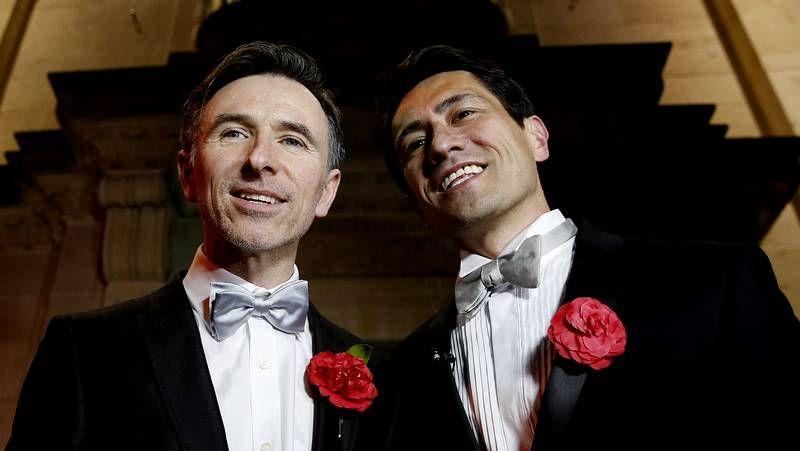 Reino Unido legaliza el matrimonio gay