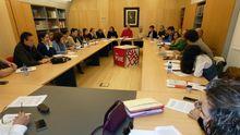Una reunión de la Comisión Ejecutiva de la FSA