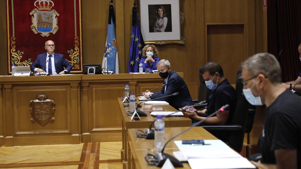 La Diputación celebró este viernes su pleno mensual