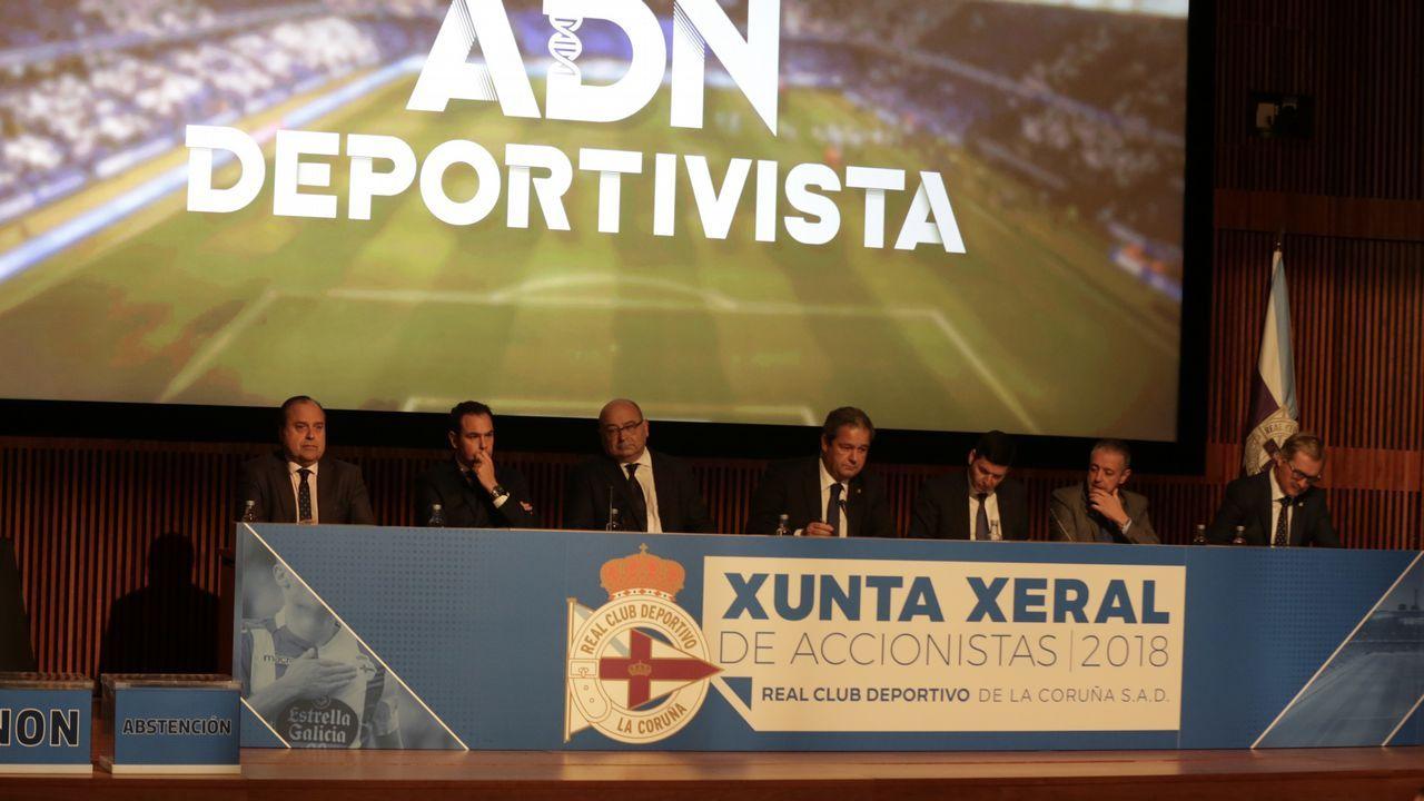El Deportivo - Numancia en imágenes.Dani Giménez dejó su portería imbatida por quinta vez en las últimas ocho jornadas