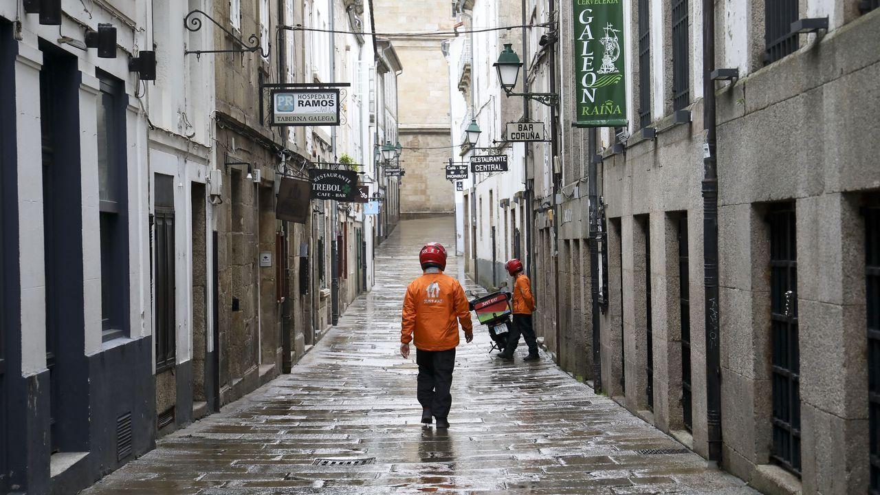 La comarca fonsagradina perderá una cuarta parte de su población en 15 años