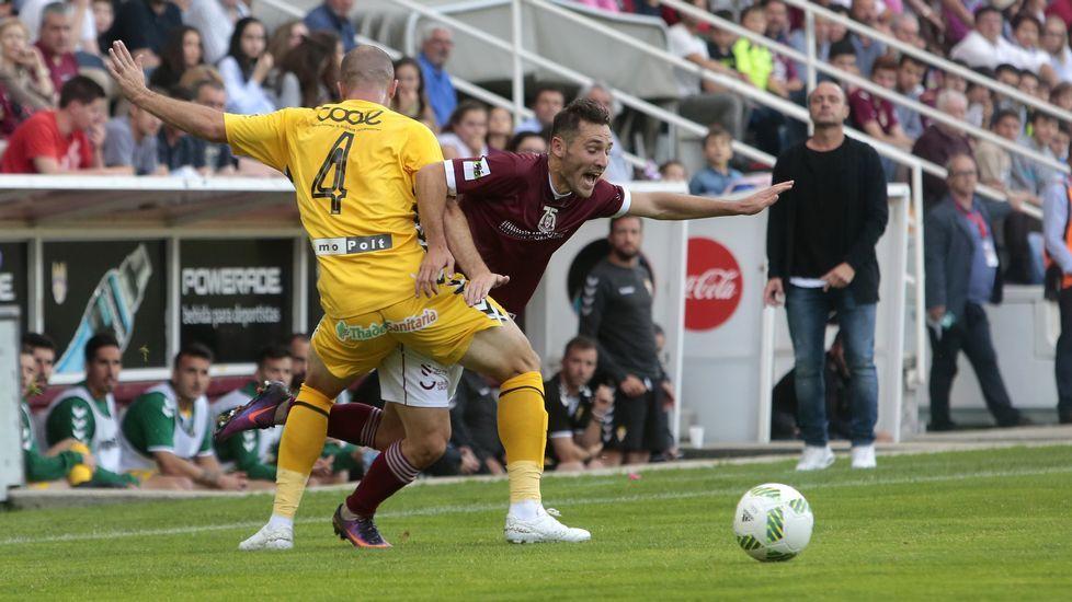 El Pontevedra sigue soñando con Segunda