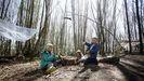 Nenea, medrar creando, educación activa a través de la naturaleza