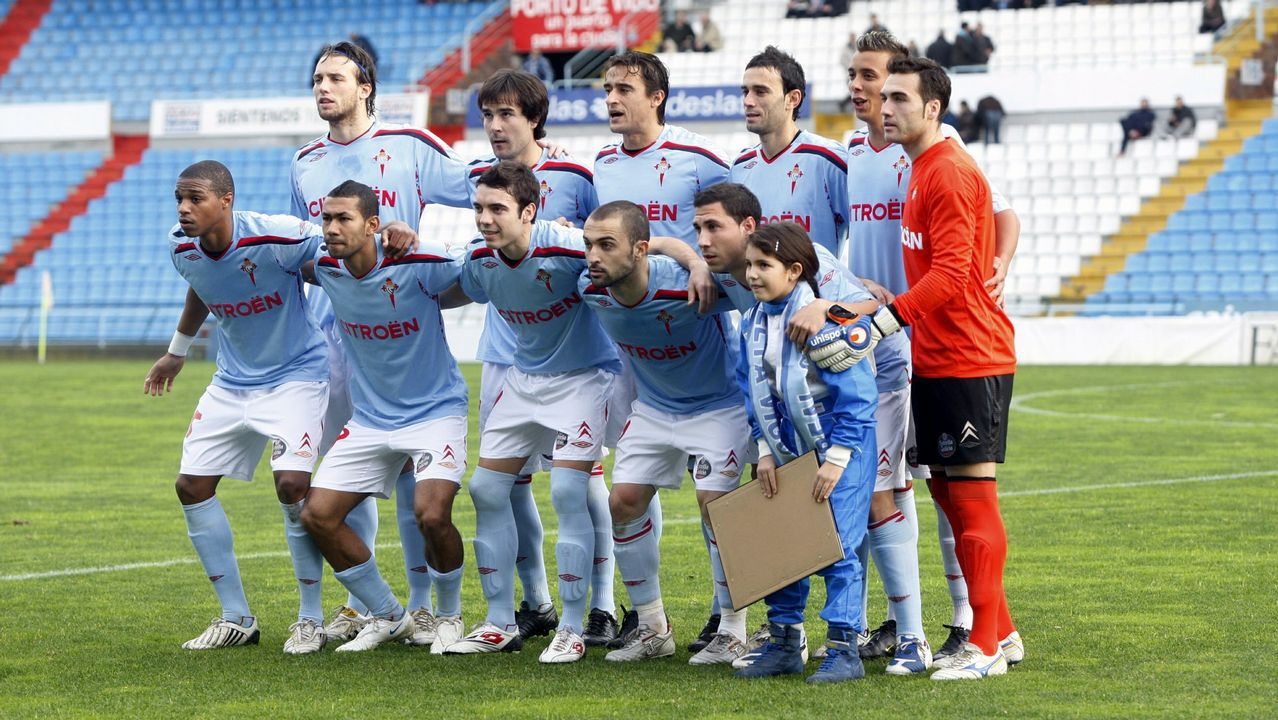 24 - Celta- Murcia (1-1) el 3 de enero del 2010
