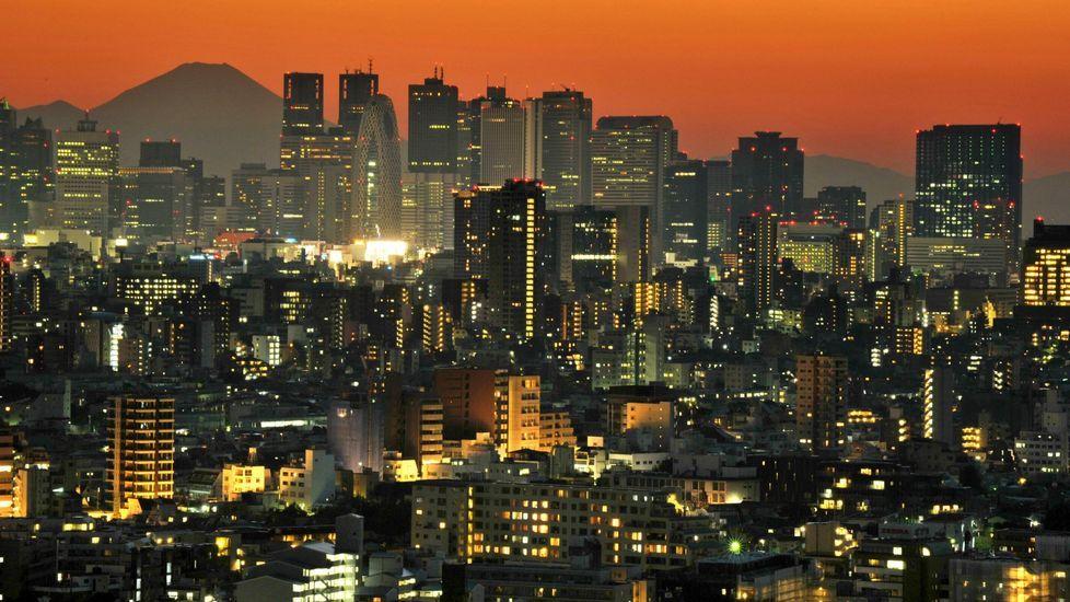 Día de la Tierra. Tokio.
