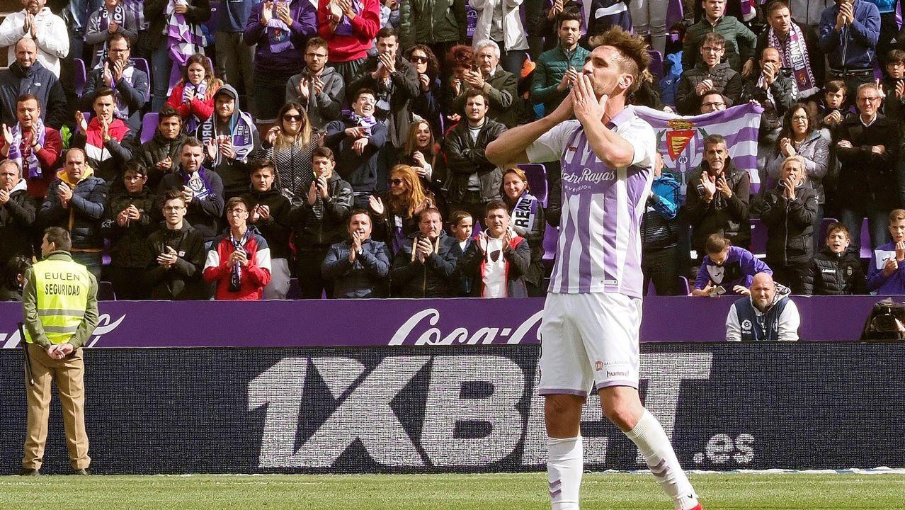 Elche - Deportivo, las mejores imágenes.Colotto, el pasado lunes en Riazor