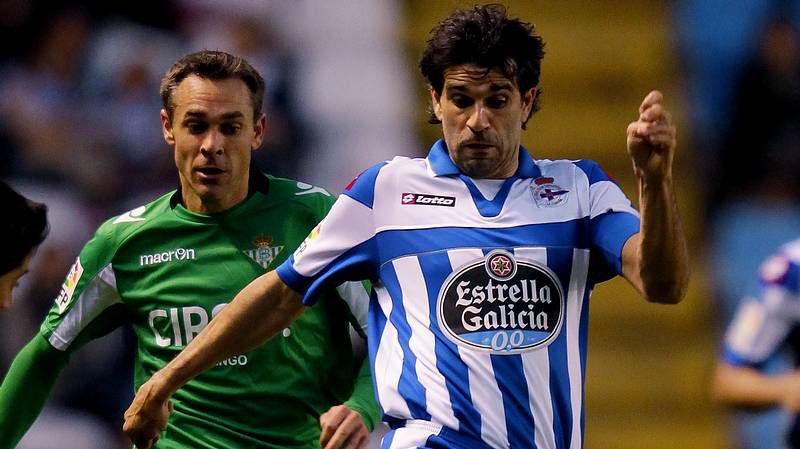 Fotos del Deportivo de La Coruña 2 - Betis 3