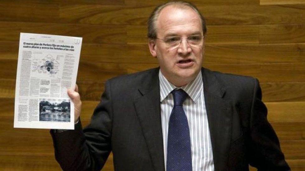 José Agustín Cuervas-Mons (PP).José Agustín Cuervas-Mons (PP)