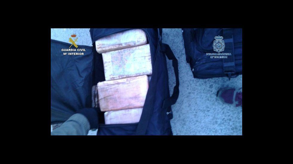 Pasan a disposición los detenidos por el alijo de droga del año.Vista general del lugar donde se produjo la explosión, en el sur de Bogotá