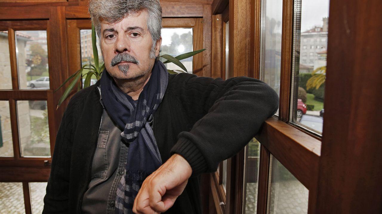 Argentina apresa un barco gallego por pesca ilegal.Zona metropolitana de Montevideo, donde residió en su día el corcubionés Claudio José Márquez