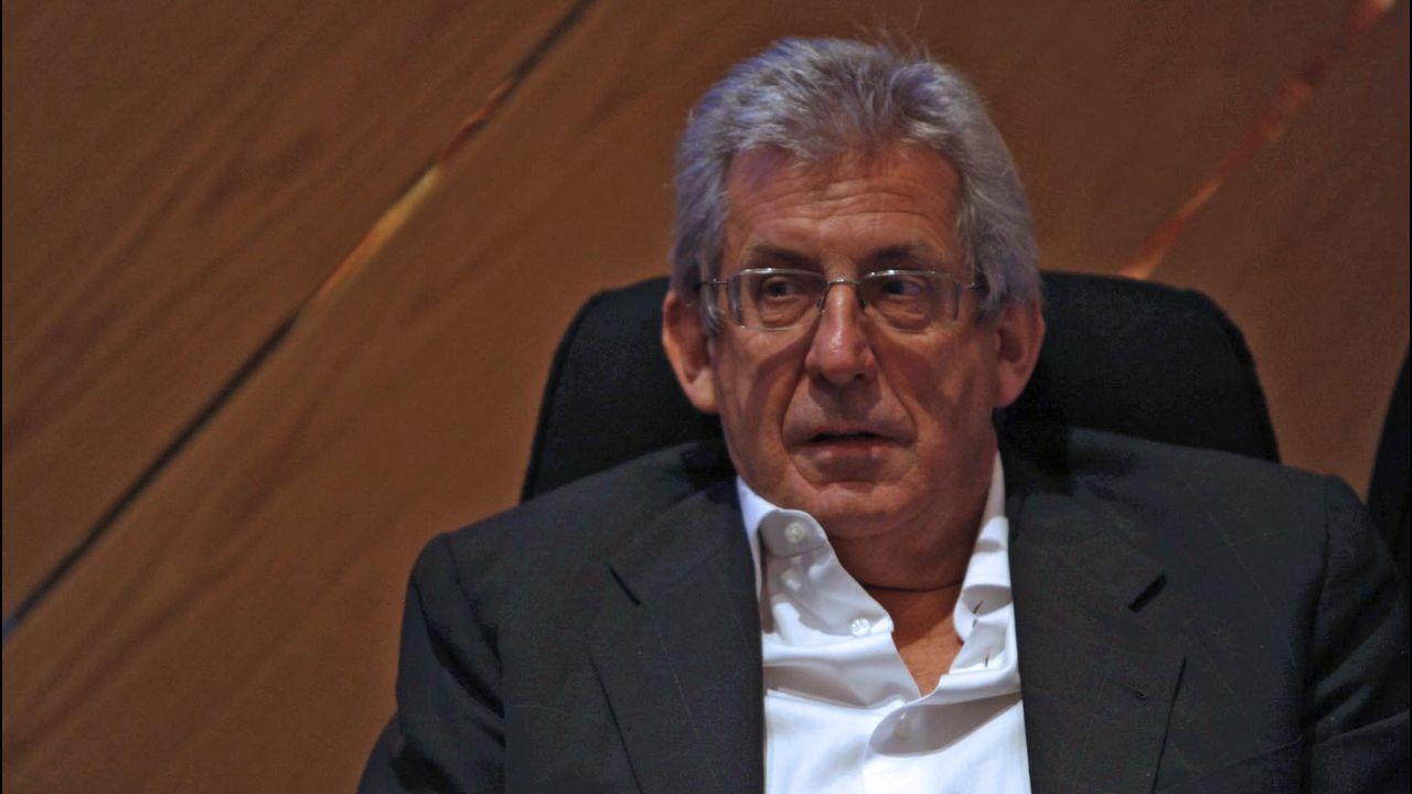 Los más ricos de España.Presentación del proyecto Inversión en la Fundación Paideia