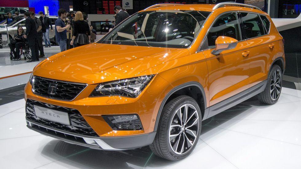 Todas las novedades del Salón Internacional del Automóvil de Ginebra.El Salón del Automóvil de Lugo llega este año a su undécima edición