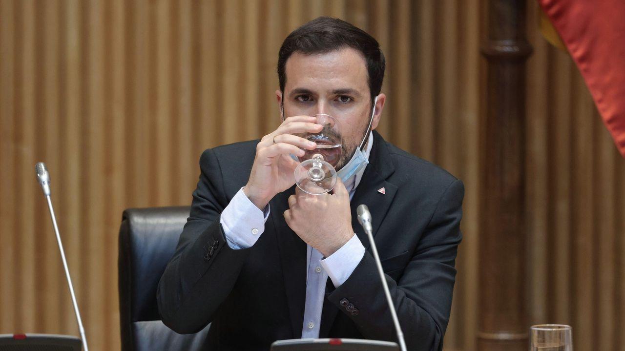 Roberto García es secretario xeral de Unións Agrarias