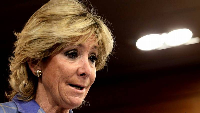 El director de una oficina de Bankia se disculpa