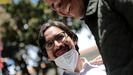 Freddy Guevara, exdiputado a la Asamblea Nacional de Venezuela, arrestado el pasado 12 de julio en Venezuela