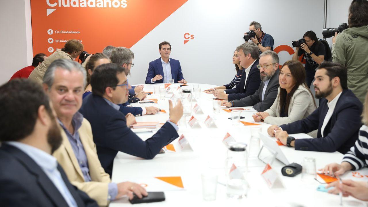 Ciudadanos anuncia una moción de censura contra Torra