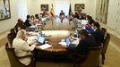 Primer Consejo de Ministros tras el regreso de las vacaciones.