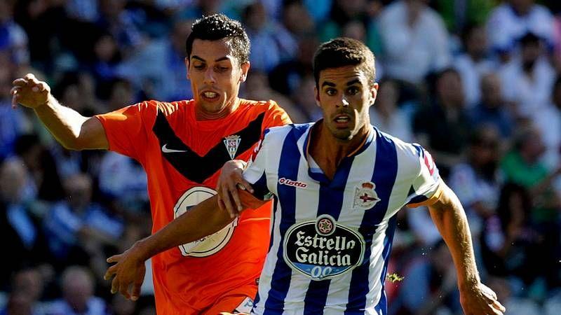 El Teresa Herrera, en imágenes.Rudy jugó todo el partido y cuajó una notable actuación.