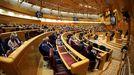 Imagen de archivo de un pleno en el Senado