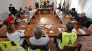 Reunión de la mesa de negociación sobre el futuro de Ence