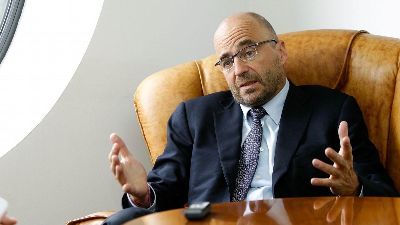 Javier Díaz-Giménez mantiene que lo que se ha hecho hasta el momento sobre las pensiones han sido «parches»
